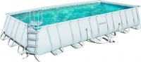 Каркасный бассейн Bestway Rectangular Frame Pool Set 56229
