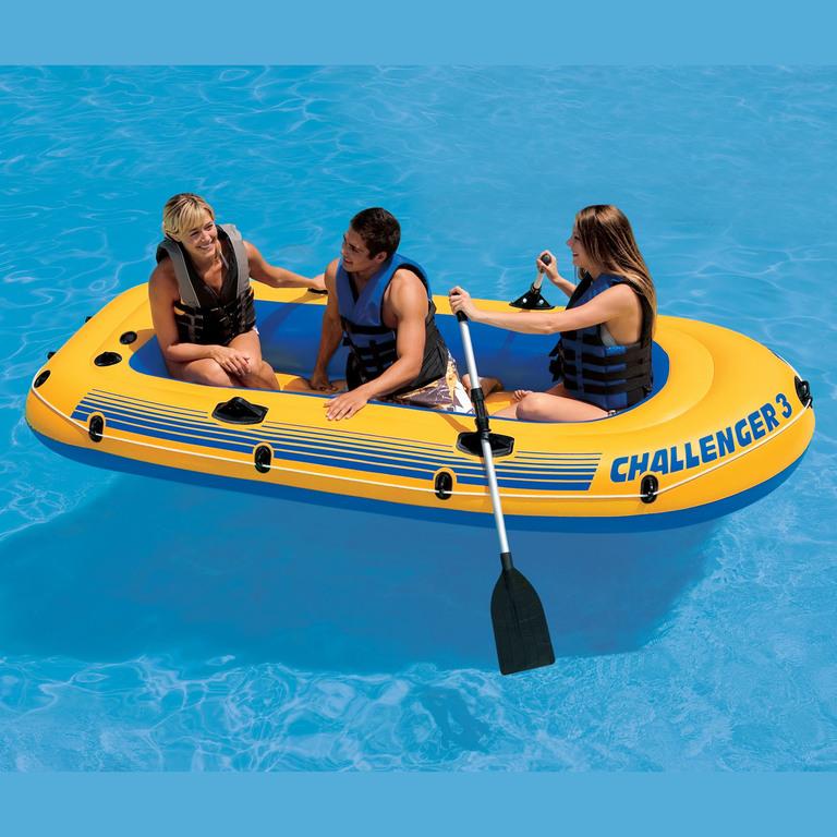 надувная лодка intex фото