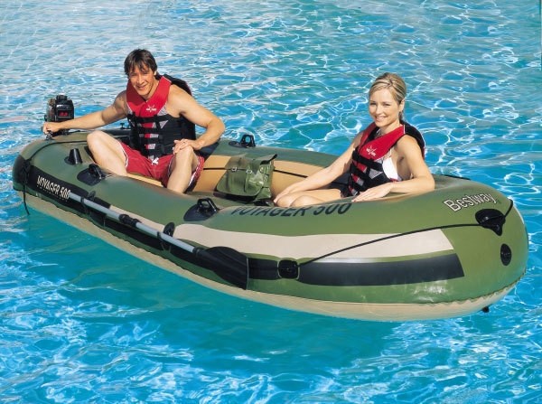 voyager мотор для лодки